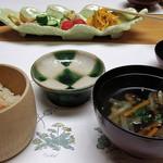 別邸 仙寿庵 - 夕食