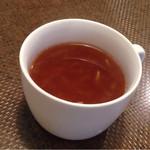 ANDO - スープ〜( ^ω.^ )ノ