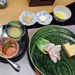 別邸 仙寿庵 - 朝食(洋食)