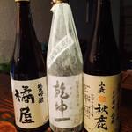 カッフェ トムテ - 日本酒