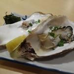 45155946 - 旬の焼き牡蠣