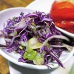 シャンウェイ - 極豚ガツと香彩の冷菜