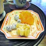 岩茶房 - 干し菓子
