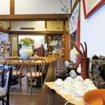 岩茶房 - 店内3