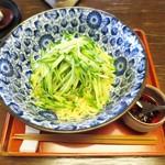 岩茶房 - ジャジャ麺