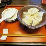 岩茶房 - 水餃子