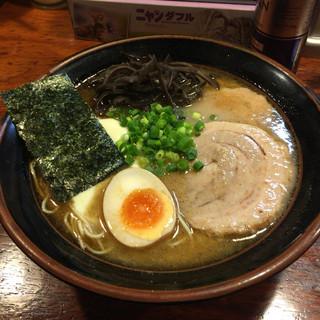 麺屋 双喜 - H27.12.02 熊本ラーメン