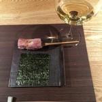 しち十二候 - 氷見の寒ブリ手巻き寿司