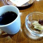 45159522 - コーヒーとデザート
