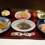 45159679 - ☆名物な一皿は絶品な組み合わせ(*^^)v☆