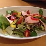パオロ ロッシ - ピザランチ サラダ