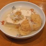 田中 - 焼豆腐 と きんちゃく
