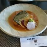 お食事茶屋 膳 - 極上鯖の味噌煮