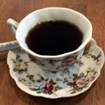 カフェレストラン きたら - 2015/12 セットのホットコーヒー