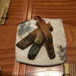 竹膳 - へしこ