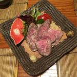 竹膳 - ローストビーフ