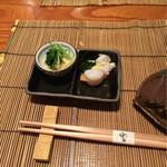 竹膳 - 付き出し