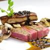 ル テロワール - 料理写真:牛肉のグリル