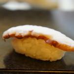 鮨 和 - 〆は明石蛸