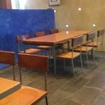 Cafe 傳 - 店内