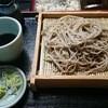 麺元 田舎家 - 料理写真:田舎家の もりそば