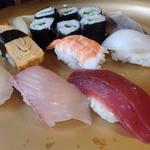 いけす・割烹・歌幸 - 寿司ランチ