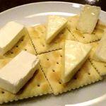 ローハイド - チーズ盛り合わせ¥600