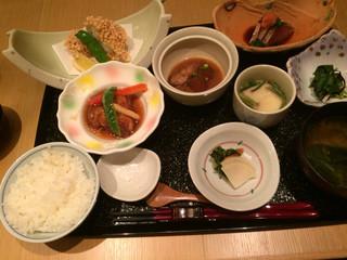 新伝馬町 さゝぶ - 限定15食のレディースランチ1480円
