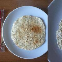 ローハイド - 焼きたて インドのおせんべい パパド  ¥300