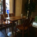 cafe SAWAYA - 店内