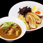 ガガナ ラーメン - GaGaNaつけ麺(特製盛り)