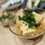 しゃぶしゃぶ温野菜 - クリームチーズ味噌