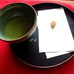 十二湖庵 - お茶と菓子