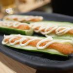 しゃぶしゃぶ温野菜 - きゅうり明太マヨ