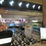 REX  CAFE - 店舗入り口付近