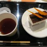 REX  CAFE - ティーとティラミス