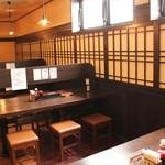 伊予製麺 - 内観写真:店内イメージ