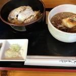 45176460 - ヒレカツ丼+ミニ力うどん