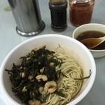 滄浪亭 - 料理写真:葱油開洋拌面