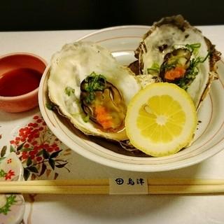 島津寿し - 料理写真:付きだし