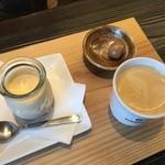 しょこら亭 - コーヒーとセットで