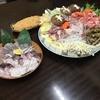 六五呂 - 料理写真:鯛しゃぶ付よせ鍋