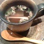 松阪牛 What's - テールスープ