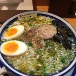 き蔵 - 牛タンラーメン