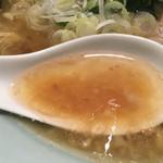 45181568 - スープは脂ギットリ