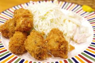 洋食 GOTOO - 牡蠣フライ