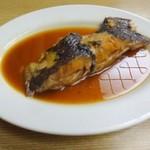45182046 - 煮魚カレイ
