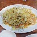 一番 - 野菜炒め