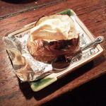 とりまさ - 料理写真:じゃがバター 250円