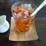 cafe mignon - アイスミルクティー♪